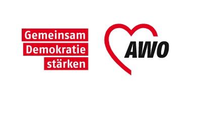 Logo AWO Demokratie